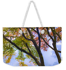 Two Heron  Weekender Tote Bag