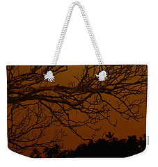 Under The Sunset Weekender Tote Bag
