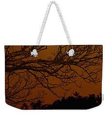 Under The Sunset Weekender Tote Bag by Athala Carole Bruckner