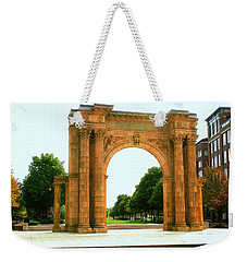Union Station Arch Weekender Tote Bag