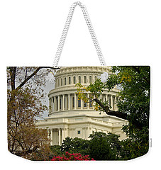 United States Capitol Weekender Tote Bag