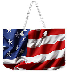 Usa Flag No.52 Weekender Tote Bag