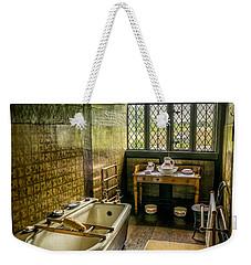 Victorian Wash Room Weekender Tote Bag