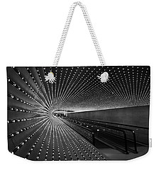 Weekender Tote Bag featuring the photograph Villareal's Multiuniverse by Cora Wandel