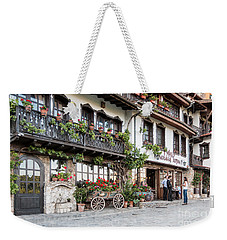 V.turnovo Old City Street View Weekender Tote Bag
