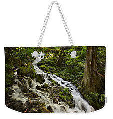 Wahkeena Creek Weekender Tote Bag