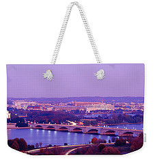 Washington Dc Weekender Tote Bag
