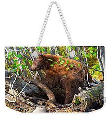 Where The Wild Things Are Weekender Tote Bag by Scott Warner