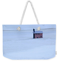 White Sands New Mexico Weekender Tote Bag