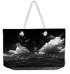 Windmill Electric Power Station Weekender Tote Bag