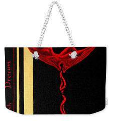Wine Dream Weekender Tote Bag
