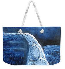 Winter Goddess Weekender Tote Bag