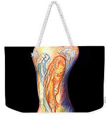 The Koi Tattoo Weekender Tote Bag