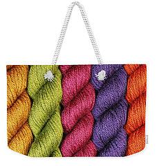 Yarn With A Twist Weekender Tote Bag