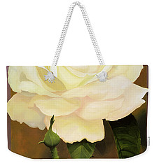 Yellow Rose Weekender Tote Bag by Blue Sky