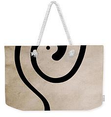 Zen Bird Weekender Tote Bag