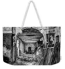 Abandoned Villa Weekender Tote Bag
