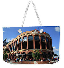 Citi Field - New York Mets 3 Weekender Tote Bag