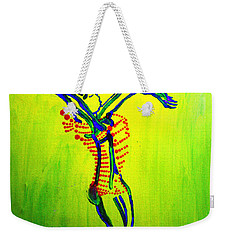 Dinka Dance - South Sudan Weekender Tote Bag