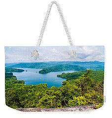 Scenery Around Lake Jocasse Gorge Weekender Tote Bag