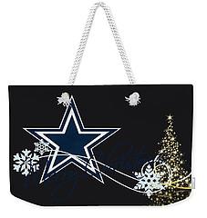 Dallas Cowboys Weekender Tote Bag