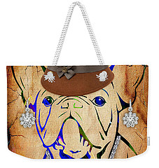 French Bulldog Collection Weekender Tote Bag