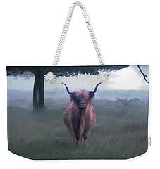 11. Highland Weekender Tote Bag