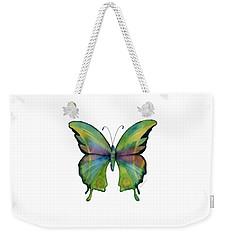 11 Prism Butterfly Weekender Tote Bag