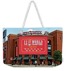 11 Time World Champion St Louis Cardnials Dsc01294 Weekender Tote Bag