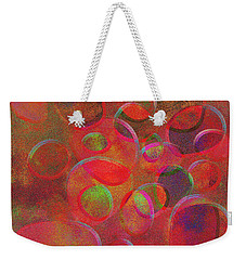 1153 Abstract Thought Weekender Tote Bag