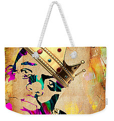 Biggie Collection Weekender Tote Bag