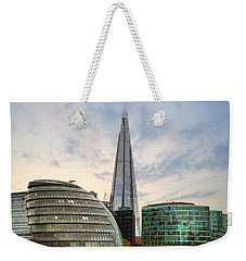 London Weekender Tote Bag by Joana Kruse
