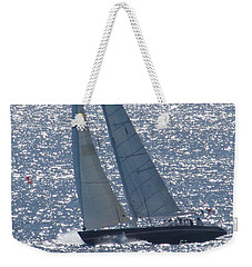 12 Meter True North Weekender Tote Bag