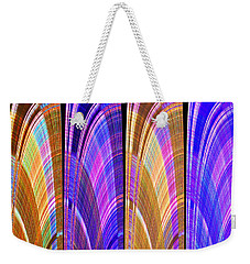 1260 Abstract Thought Weekender Tote Bag