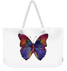 13 Narcissus Butterfly Weekender Tote Bag