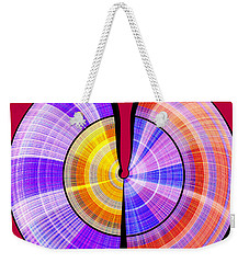 1330 Abstract Thought Weekender Tote Bag