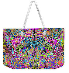1332 Abstract Thought Weekender Tote Bag