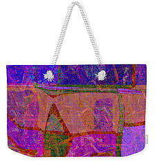 1381 Abstract Thought Weekender Tote Bag