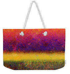 1395 Abstract Thought Weekender Tote Bag