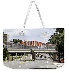 13th Street Rails To Trails Trestle Weekender Tote Bag