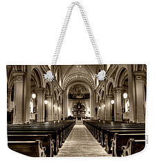 Church Of The Assumption Weekender Tote Bag