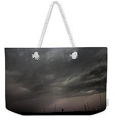 Let The Storm Season Begin Weekender Tote Bag