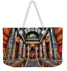 Minnesota State Capitol  Weekender Tote Bag by Amanda Stadther