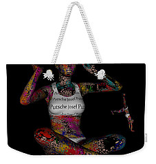 The Future Of Psychedelic Society Weekender Tote Bag