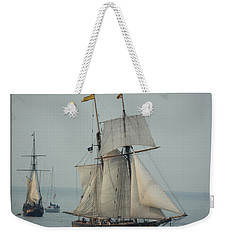 1812 Pride Of Baltimore II Weekender Tote Bag