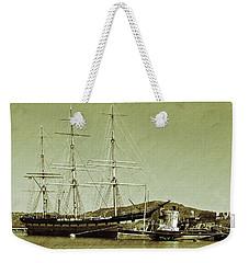 1886 Balclutha Weekender Tote Bag