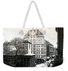 1890 Tremont Street Boston Weekender Tote Bag
