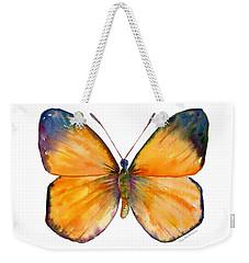 19 Delias Anuna Butterfly Weekender Tote Bag