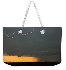 Let The Storm Season Begin Weekender Tote Bag