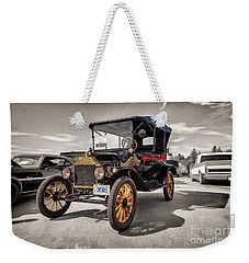1916 Ford Model T Weekender Tote Bag
